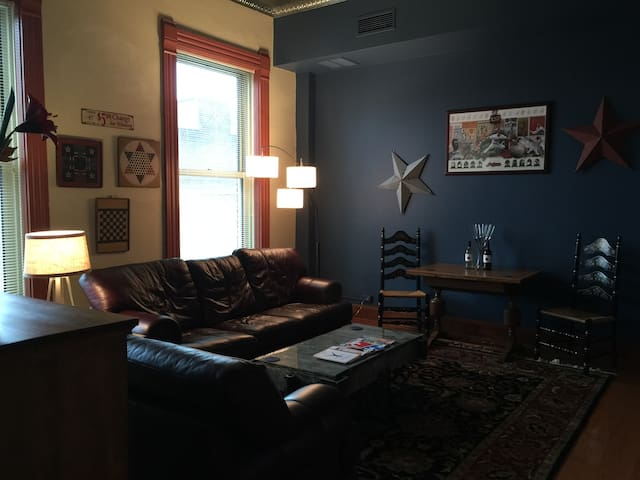Downtown Cleveland Condo