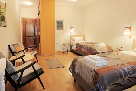 Triple room Vila Dunavski Raj