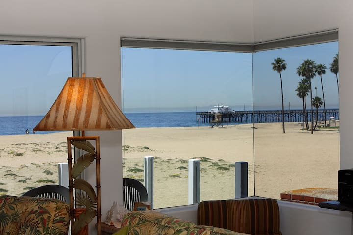 Ocean Front 3 bedrooms, Amazing Views, Balboa Pier - Newport Beach - Ev
