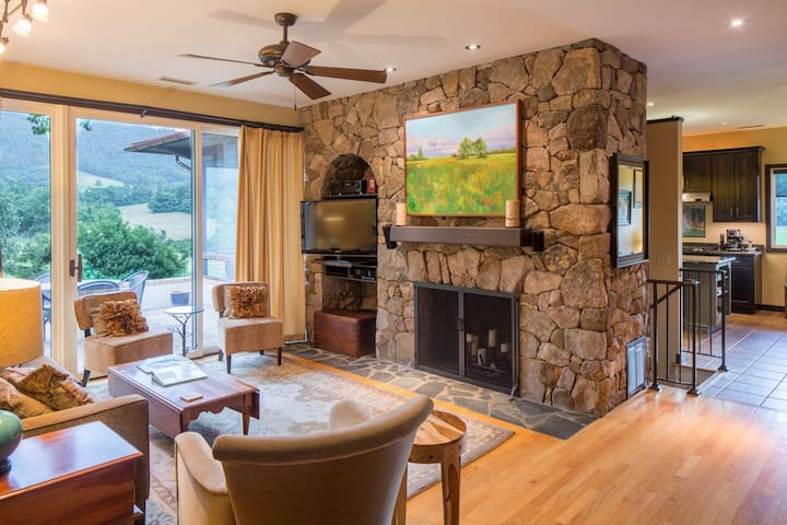 Afton Mountain Vineyards Guest House