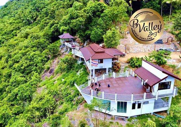 B Valley Samui Boathouse - Panoramic Seaview Villa