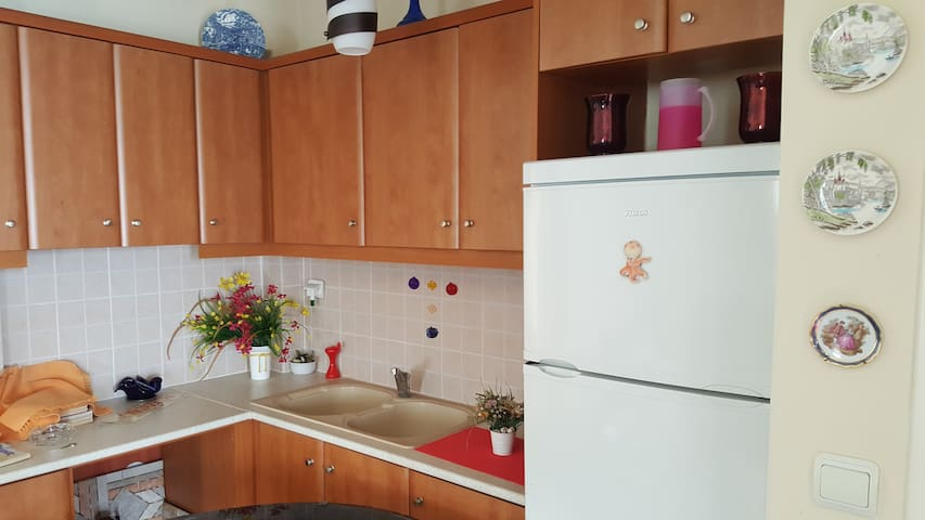 Seaside Apartment - Kato Almiri - Apartament