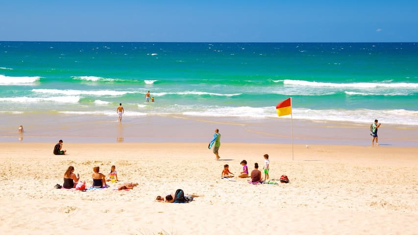 Private Oasis in heart Surfers (whole apartment) - Surfers Paradise - Appartement