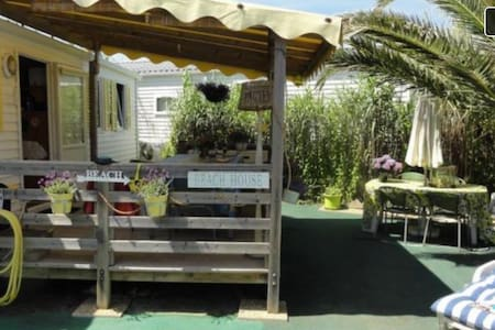 Mobile Home In St Tropez - Ramatuelle - Srub