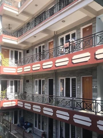 Hotel lake Mirage, Pokhara