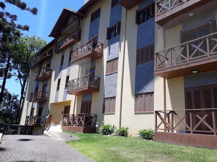 Apartamento na Serra Gaucha - Residencial Freiburg
