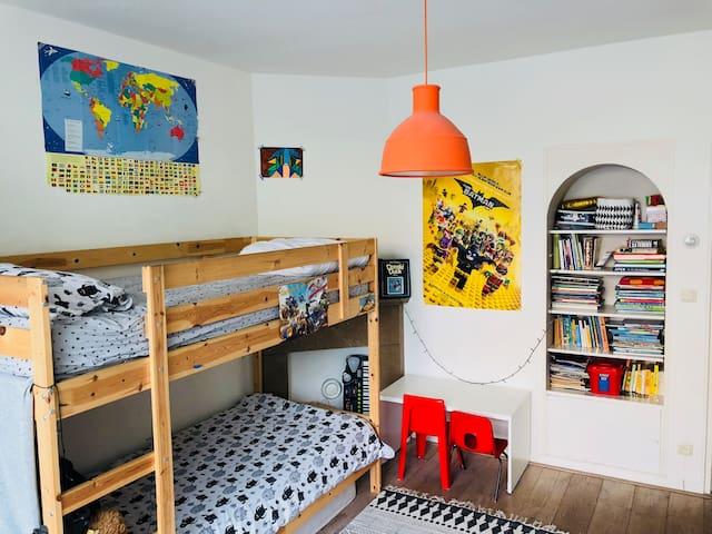 ''Small' bedroom