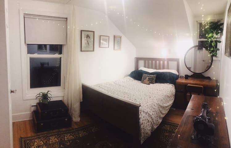 Downtown / Cozy & Welcoming / The Rad House