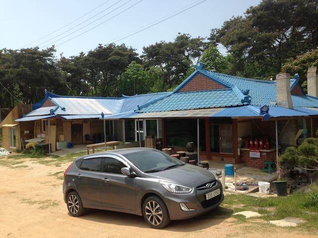 진경원 민박 캠핑장 - 버드나무방