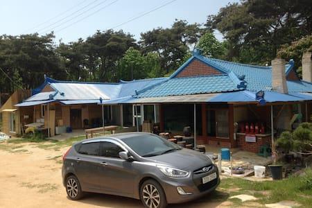 진경원 민박 캠핑장 - 버드나무방 - Sunseong-myeon, Dangjin - Jiné