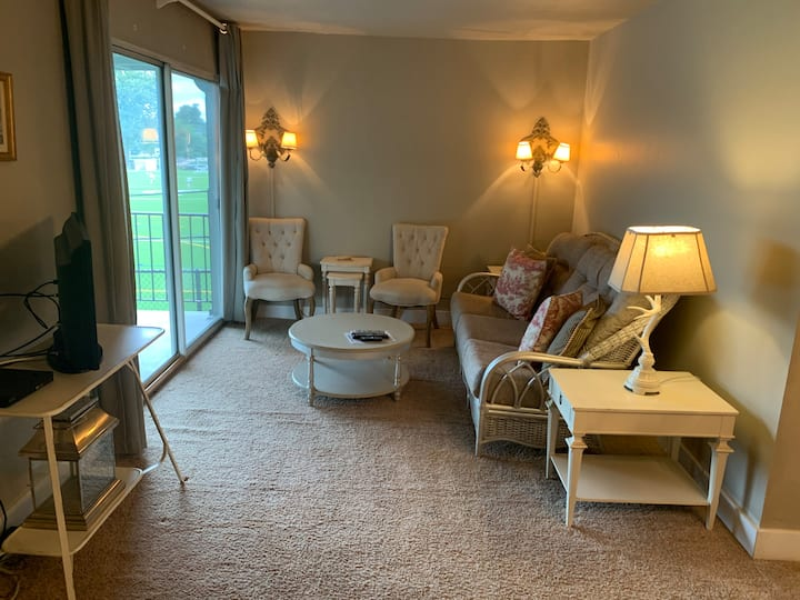 Private Apartment in Beautiful Webster Groves - F2