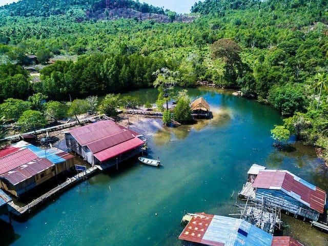 Preksway Eco-Tourism - Prek Sway - Casa