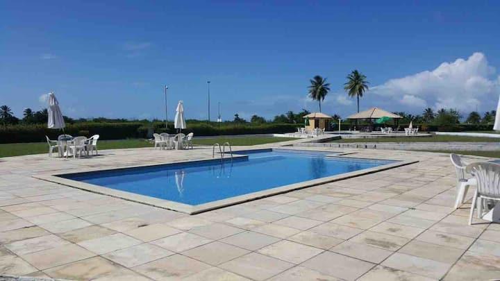 Flat Gavôa Beach Resort (B)  (cidade Igarassu-PE)
