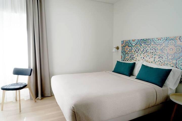 MD DESIGN HOTEL - Portal del Real - Doble Standard con vistas - Tarifa estandar