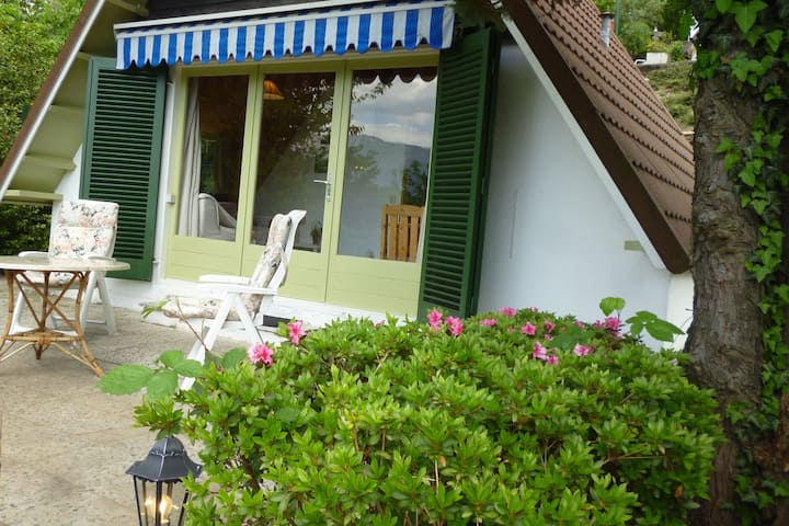 Holiday House Italie Lago Maggiore Bungalow w/Pool