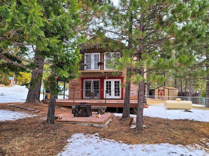 Cabin near Lassen Park