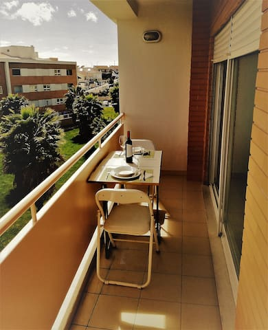 Charming apartment 5min from the BEACH - São Domingos de Rana - Квартира