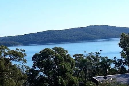 Own ensuite, jacuzzi & water views! - Salamander Bay