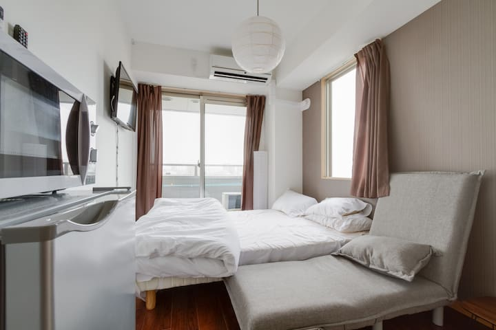 Close to Namba , Osaka ;  No 1 - Osaka  - Apartamento