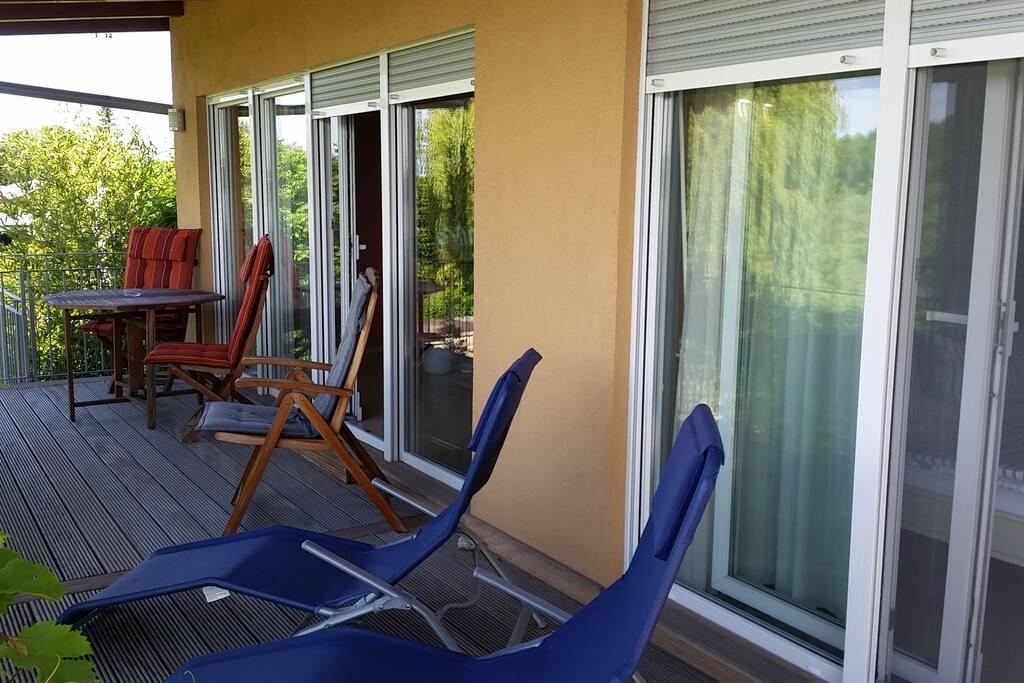 Terrasse / terrace