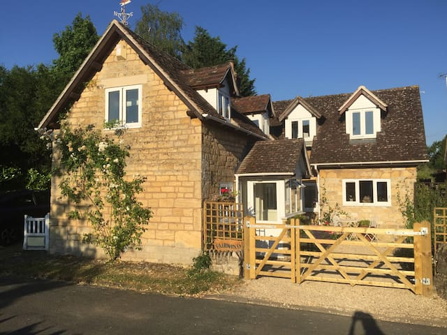 Fairwind, a lovely Cotswolds home on Bredon Hill
