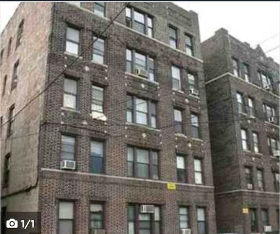 Bright & Spacious 1 Bedroom Apartment W/NYC View - West New York - Departamento