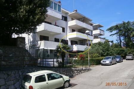 Apartment Wish A1(2+2) Lovran, Kvarner