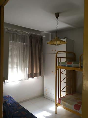 BEDROOM -BUNK BED/SOFA BED