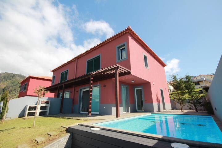 Panoramica Villa private 2 pools