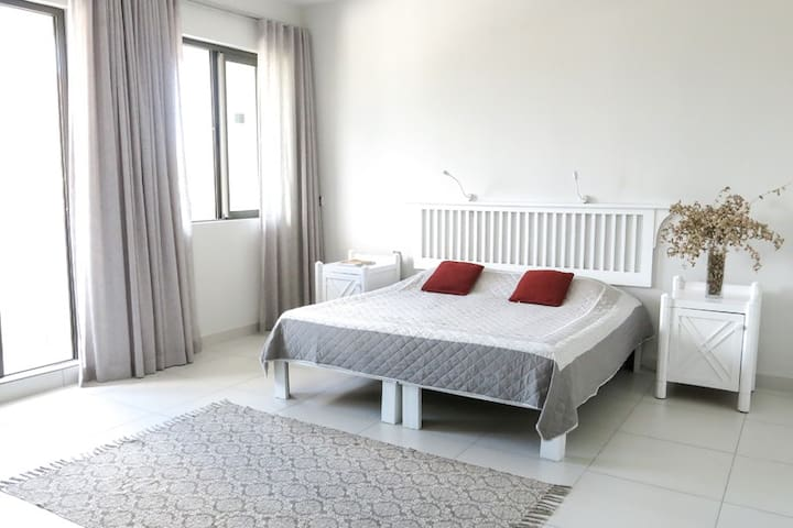 Second Bedroom with Mountain Facing Balcony