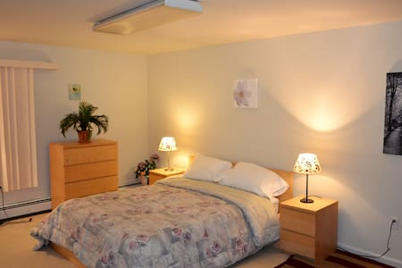 ★ ★ 2 bedroom Apartment Suite 15 Mts from NYC! ★ - Σπίτι