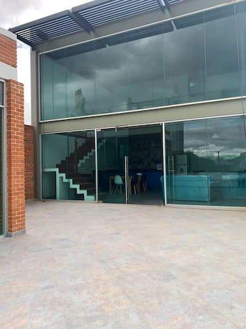 Moderno y cómodo Loft en pleno centro