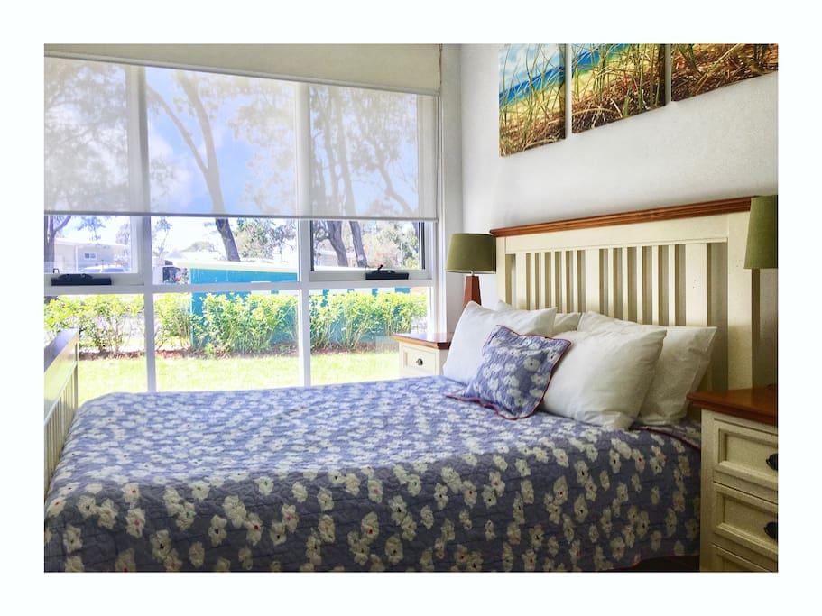 Main bedroom, Bayreach 1