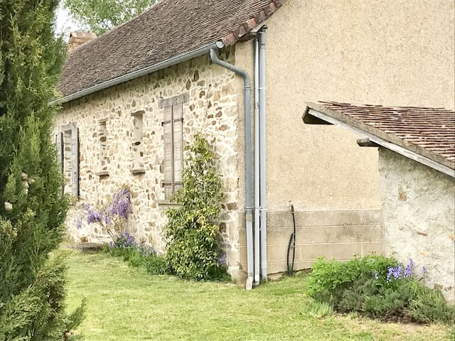 Logement entier - Coussac-Bonneval - Dům