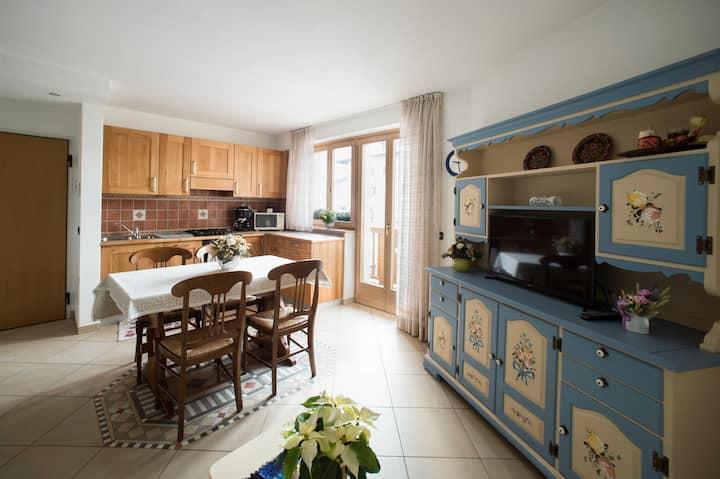 Comodo appartamento in centro storico a Pinzolo