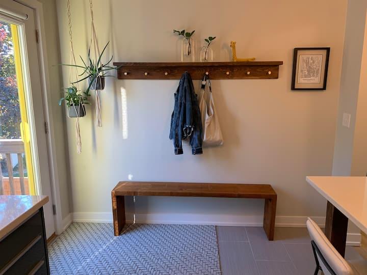 Yellow Door Mpls—Modern NE Minneapolis Charmer