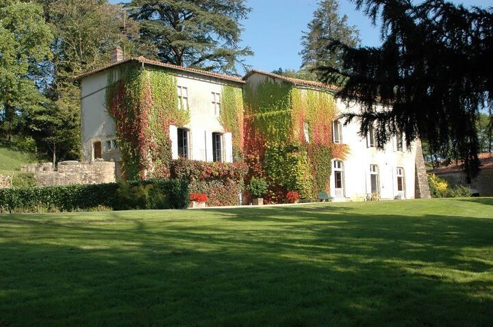 Chambres d'hôtes au Domaine de Brassac