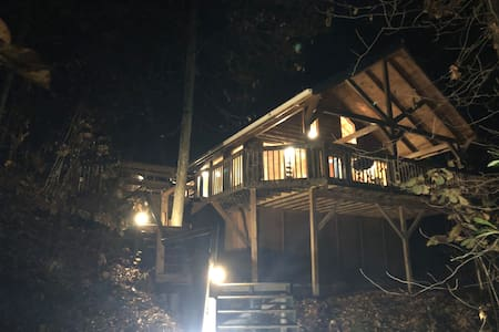 High Rock Cabin RRG-Hot Tub! No cleaning/pet fees!