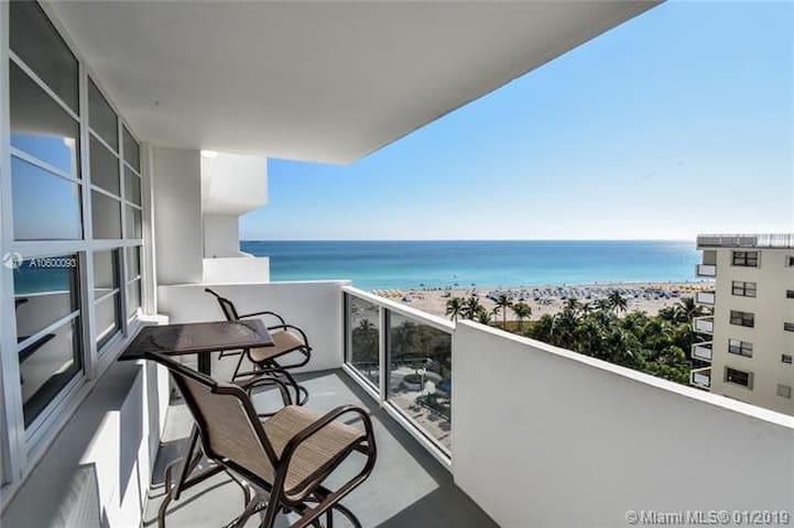 Beachfront Gem in South Beach