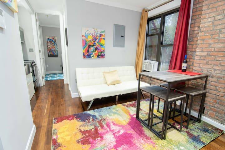 Penthouse 2 Bedroom 2 Bath Loft Apt. Luxury NYC