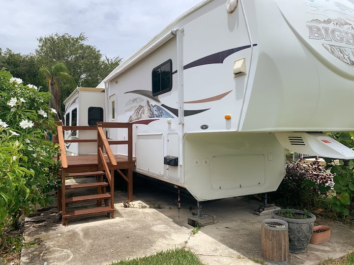 Relaxation RV in Okeechobee