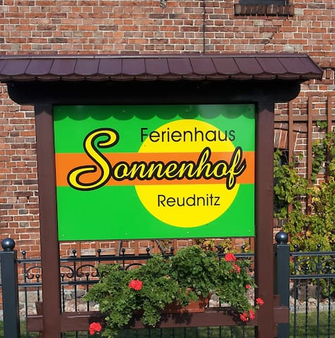 Unser Ferienhaus Sonnenhof Reudnitz - Friedland - House
