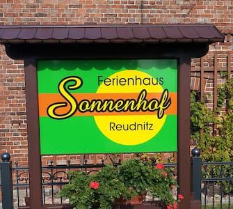 Unser Ferienhaus Sonnenhof Reudnitz - Friedland - Ev