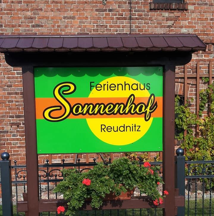 Unser Ferienhaus Sonnenhof Reudnitz