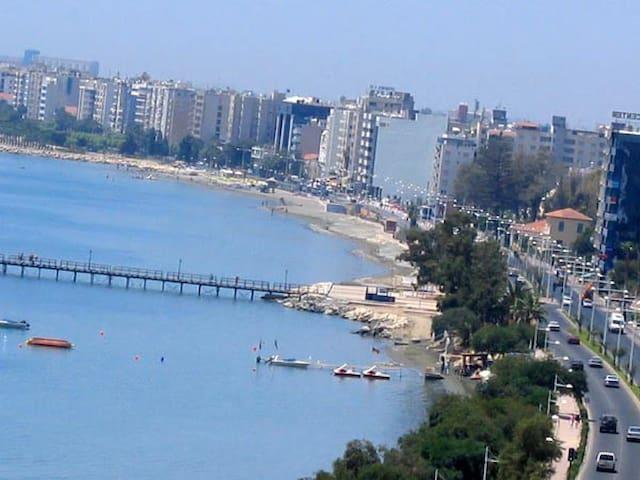 Apartment near the beach of Kanika,Enaerios - Limasol - Daire