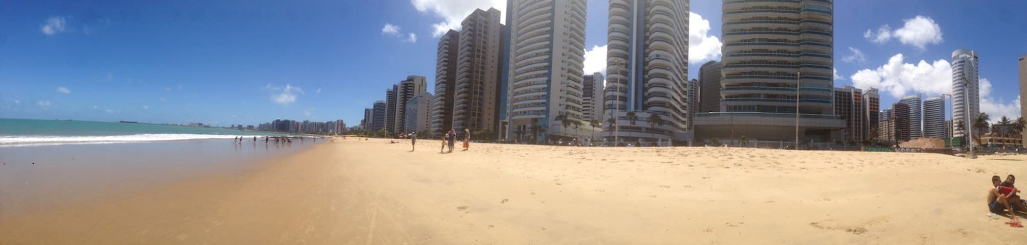 Beira Mar apartment in Zen!! - Fortaleza - Flat