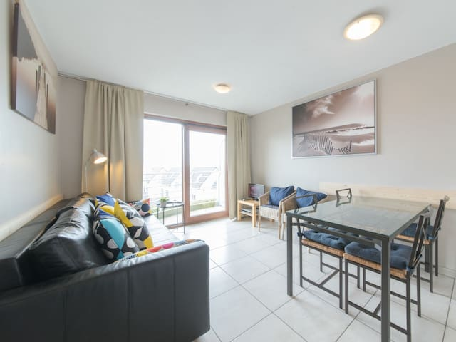 Apartment Blutsyde Promenade in Oostende for 4 persons