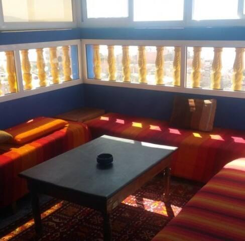 SEA VIEW TAGHAZOUT APART - Souss-Massa-Draa - Appartement