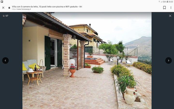 Vacanze rilassanti a Villa Ada