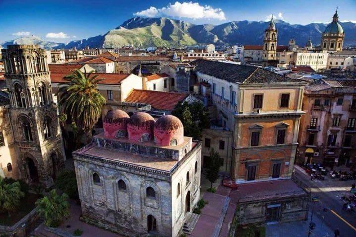 Nel cuore di Palermo arabo normanna - Palerme